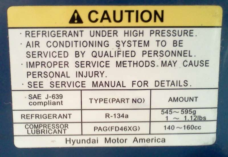 Air conditioning - does yours work? - Page 7 - Hyundai